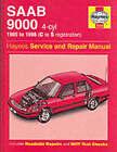 Saab 9000 (4-cylinder) Service and Repair Manual by A. K. Legg, Spencer Drayton (Hardback, 2001)