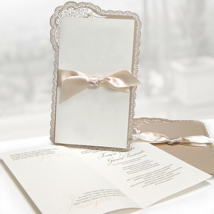 Einladungskarte Einladungskarte Einladungskarte für Hochzeit FE36E mit Umschlag  Hochzeitseinladungskarte | Neues Produkt  ba3785