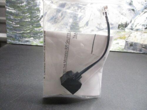 RJ9 Adapter Doubler Dual Headset or Handset Splitter for Telephone Training