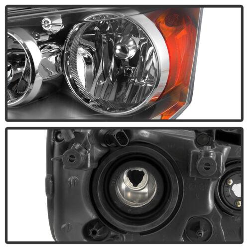 2011-2017 Dodge Grand Caravan 08-16 Town /& Country Halogen Headlight Driver Side