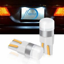 Canbus Led License Plate Light Bulb Lamp 168 194 2825 2821 T10 Xenon White 6000k
