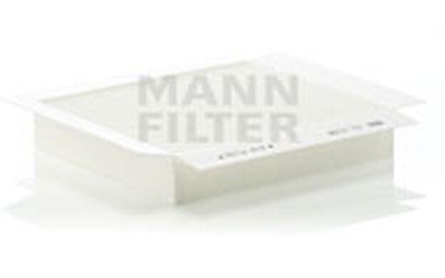 MANN-FILTER Filtro, aire habitáculo MERCEDES-BENZ CLASE M CU 2338