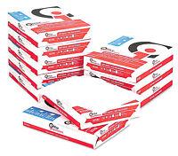 Office Impressions Copy Paper 20lb 92 Bright 10 Ream Case 5000 Sheets 8 1/2 X 11