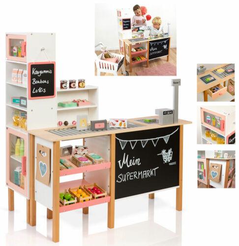 Musterkind Kaufmannsladen Supermarkt Alnus Kaufladen Tante Emma Holz Holzladen