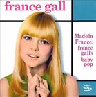 Made in France: France Gall's Baby Pop by France Gall (CD, Jun-2012, RPM Retrodisc)