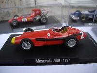 Maserati 250F Fangio 1957 RBA 1:43 New Formula One Formel 1 Race Car Grand Prix
