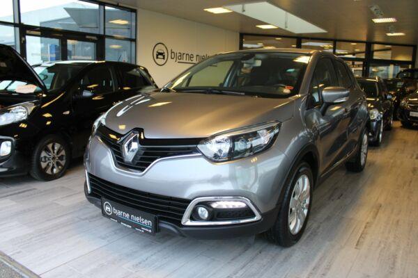 Renault Captur 0,9 TCe 90 Expression Navi Style - billede 1
