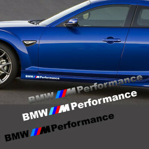 2x-BMW-M-Performance-Side-Skirt-Decal-BMW-ALL-MODELs-F20-F30-E60-F10-E90-E46-I-X