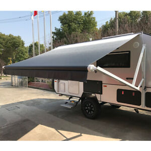 """13'2"""" RV Trailer Camper Awnings Replacement Fabric For ..."""