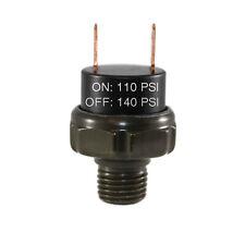 110 140psi Air Pressure Switch Tank Mount Thread 14 Npt 12v24v For Train Horn