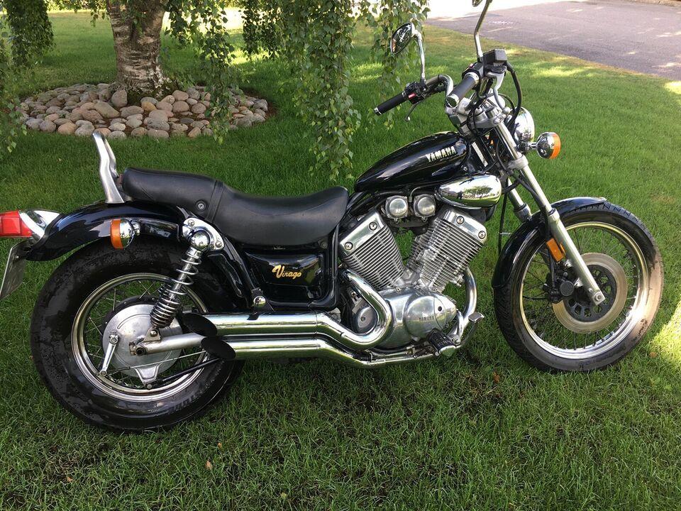 Yamaha, Virago XV, 535 ccm
