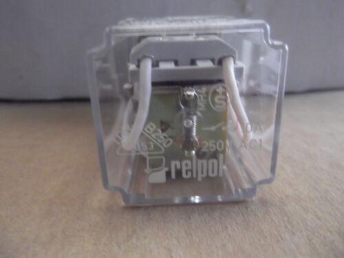 10 Stück Relpol Relais R 15-1012-23-3240