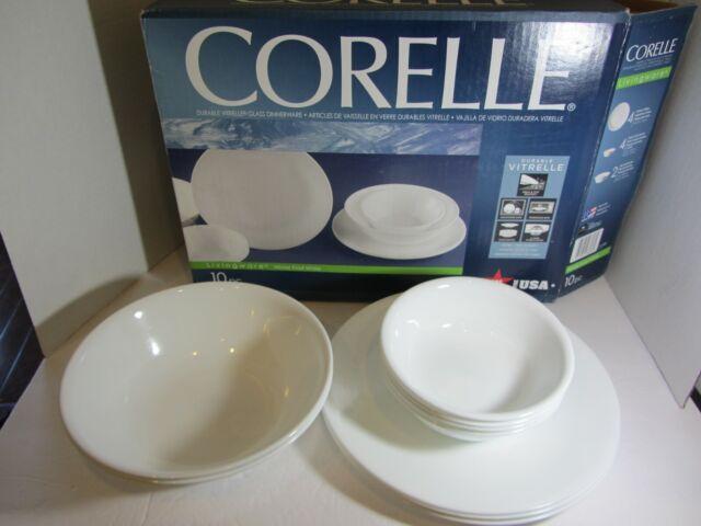 Corelle Winter Frost Dinner Plate