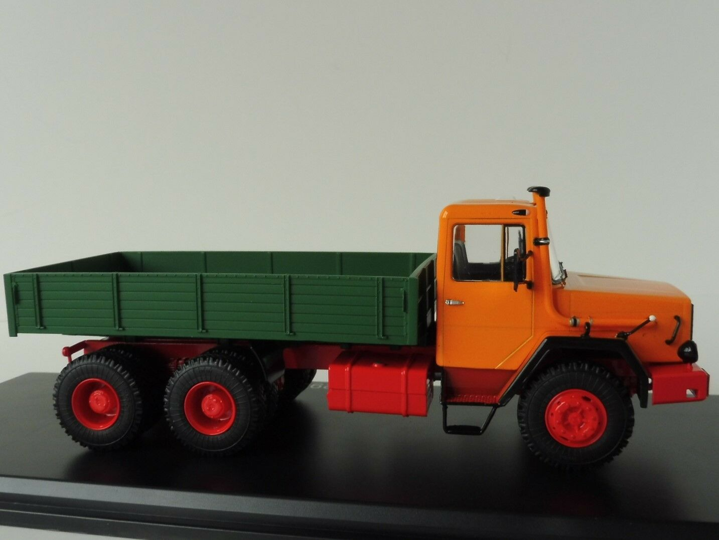 Magirus 290d26l 1 43 start scale models ssm1287 tablillas-camión camión 290