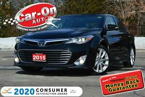 2015 Toyota Avalon Limited Premium LEATHER NAVI SUNROOF LOADED