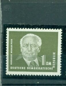 DDR, Wilhelm Pieck n. 325 x i bppgeprüft