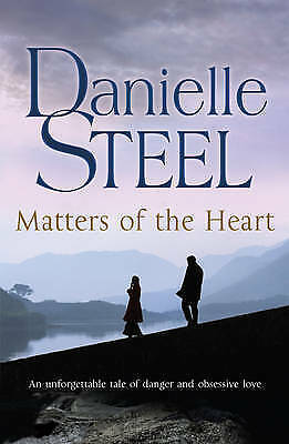1 of 1 - Matters of the Heart, Steel, Danielle, Very Good Book