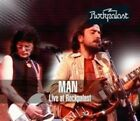 Live at Rockpalast 4009910124727 by Man CD With DVD