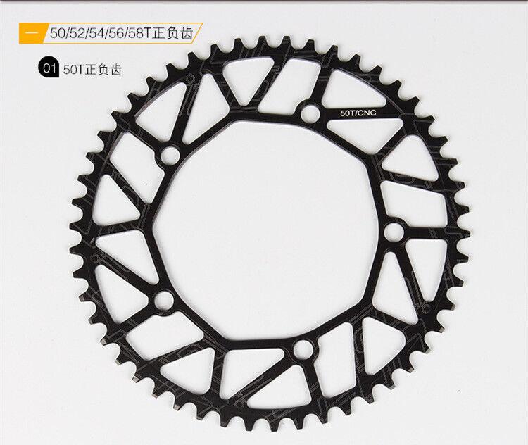 170mm Crankset+Bike Round Chainring Chainwheel BCD130mm 50 52 54 56 58T