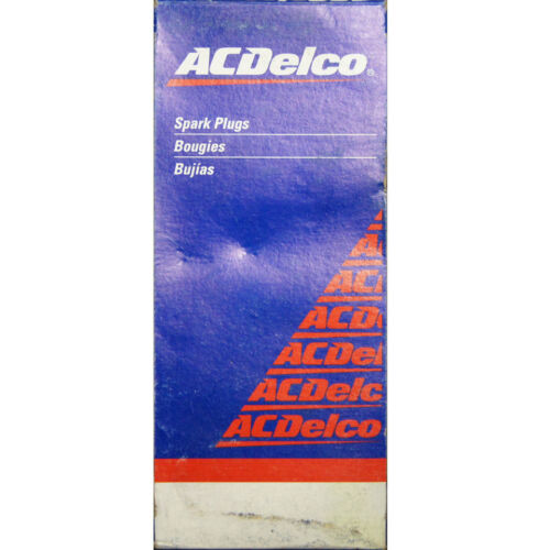 ACDelco Spark Plugs Stock No 5614040 FR3LM Pack of 8 NOS