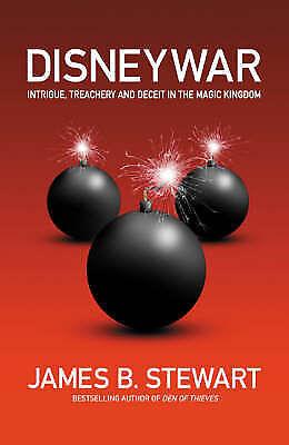 Disneywar: The Battle for the Magic Kingdom-ExLibrary