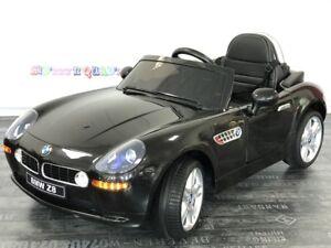 Voiture électrique pour enfant 12V - BMW Z8 Noire