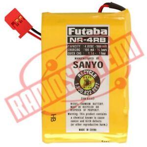 FUTABA - BATTERIA RX NR4RB 4,8V 1000MAH
