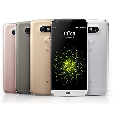 Brand New LG G5 (32GB) 4G LTE H820 Factory Unlocked Smartphone -Factory Warranty