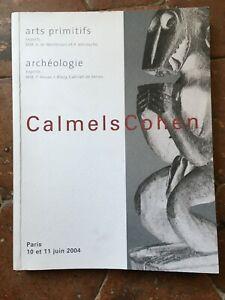 Catalogo-Calmels-Cohen-Venta-Subasta-Art-las-Cavernas-Arqueologia-Junio-2004-Ill