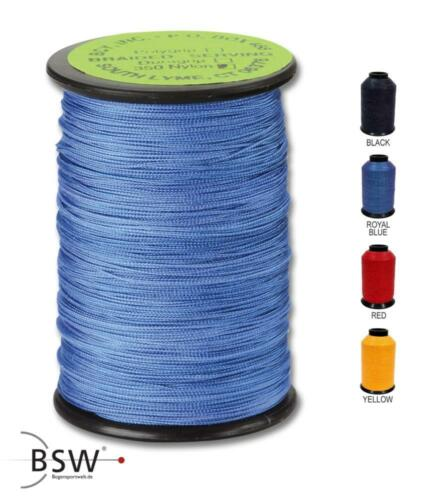 Wickelgarn BCY 350 Nylon 125 YD 4 couleurs différentes