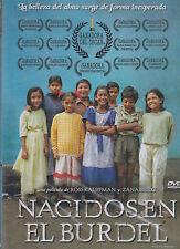 DVD - Nacidos En El Burdel NEW Born Into Brothels Ross Kauffman FAST SHIPPING !