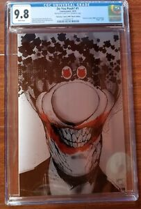 DO-YOU-POOH-1-METAL-COVER-JOKER-EDITION-CGC-9-8-4-OF-ONLY-20