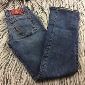 Lucky-Brand-Women-s-Jeans-Flare-Leg-Size-25-Regular