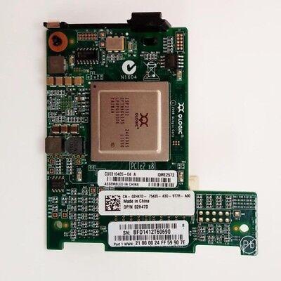 2019 Moda Dell Qlogic Qme2572 Dual-port 8gb Fibre Channel Scheda Mezzanine Lama 2h47d- Prezzo Moderato