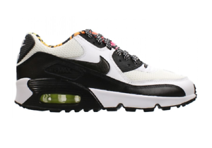 NIKE Air Max 90 FB LTD Sneaker Athletic Sport Shoes Trainers white ... faf646824