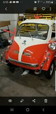 Bmw Isetta 300 Front And Rear Windshield Window Rubber Set