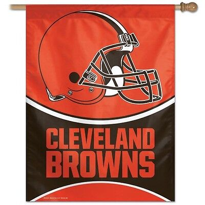 "CLEVELAND BROWNS STAR WARS BB-8 27/""X37/"" BANNER FLAG NEW FREE SHIPPING"