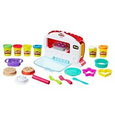 Play Doh B9740eu4 Kitchen Creations Magical Oven Set For Sale Online Ebay