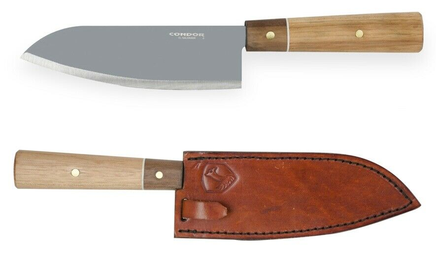 Condor KONDORU KITCHEN KITCHEN KITCHEN SANTOKU KNIFE Küchen Messer COCTK5000-65 7e7691