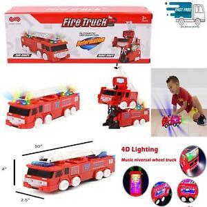 Camion-Bomberos-luchando-Juguetes-para-Ninos-con-Sonido-4D-luz-de-seguridad-contra-incendios-Regalo