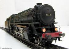 MÄRKLIN 3046 SNCF Dampflok 150 X 29 grün Epoche III 3L=