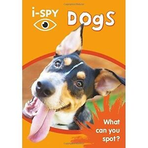 Good-i-SPY-Dogs-What-can-you-spot-Collins-Michelin-i-SPY-Guides-Paperback