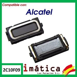 Speaker-Headset-for-Alcatel-OT5035-Upper-up-Ear-Ear-Sound-Spare