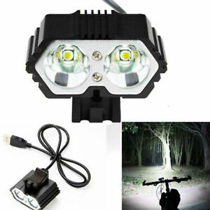 8000-LM-XM-L-T6-LED-USB-Fahrrad-Scheinwerfer-Wasserdichte-Lampe