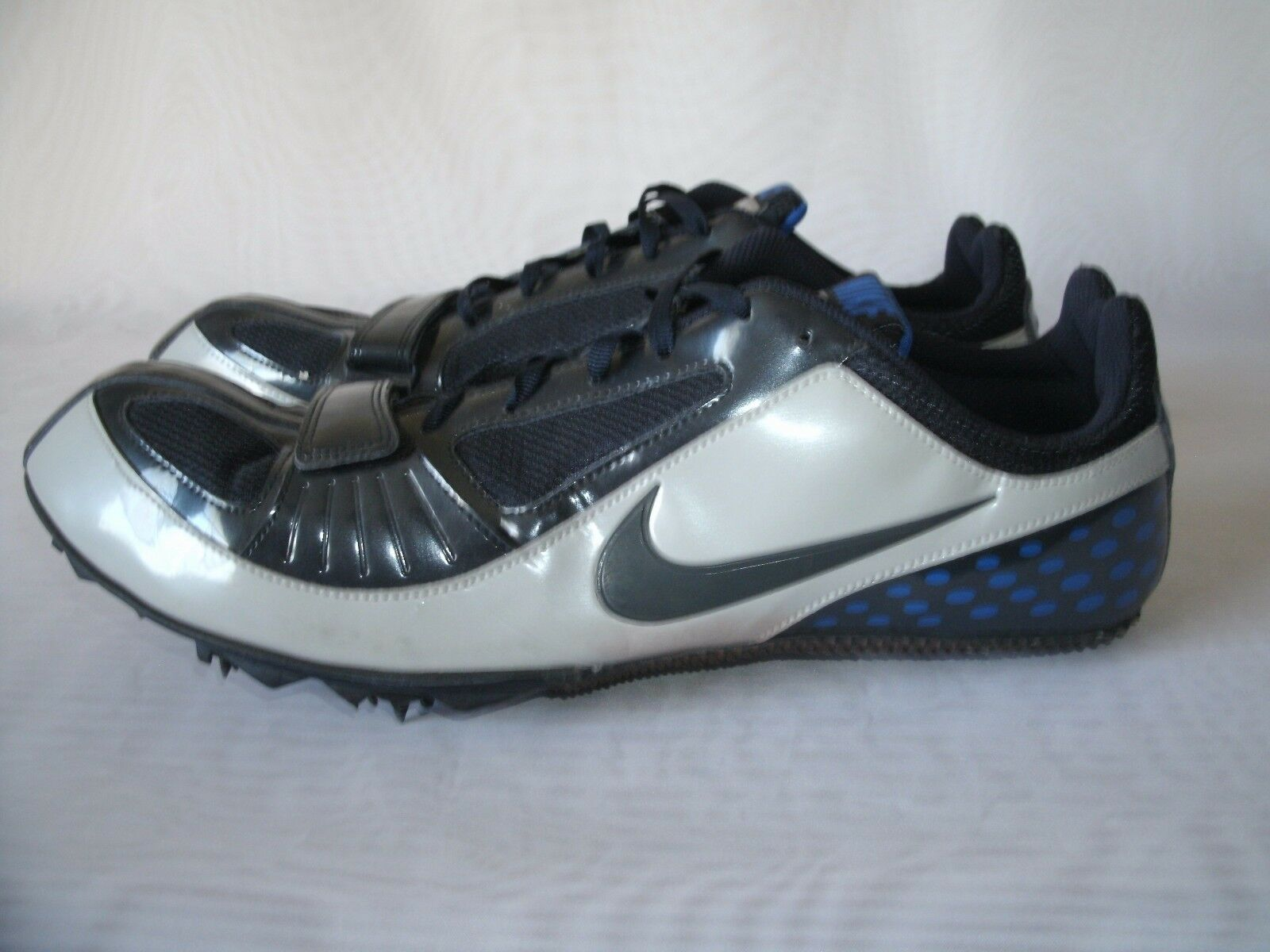 53cca29d7c136 ... NIKE ZOOM RIVAL S S S BOWERMAN SERIES SPIKES CLEATS   SIZE US 15    MEN S c00fcd ...