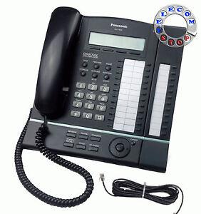 panasonic kx t7633 phone telephone dss kem module inc vat rh ebay ie Panasonic Kx T7633 Voicemail Setup Panasonic Kx T7633 Change Name