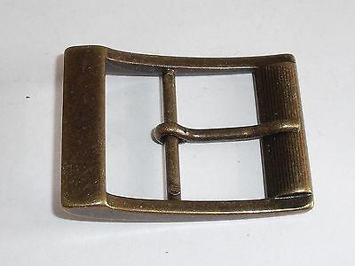 Gürtelschnalle Schließe Schnalle Verschluss  3,0 cm silber  NEUWARE  rostfrei