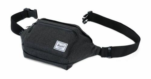 Herschel Seventeen Hip Pack Gürteltasche Tasche Black Crosshatch Schwarz