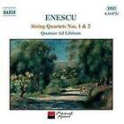 George Enescu - Enescu: String Quartets 1 & 2 (2000)