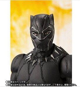 BANDAI-S-H-Figuarts-Avengers-Infinity-War-Black-Panther-Figure-JAPAN-OFFICIAL